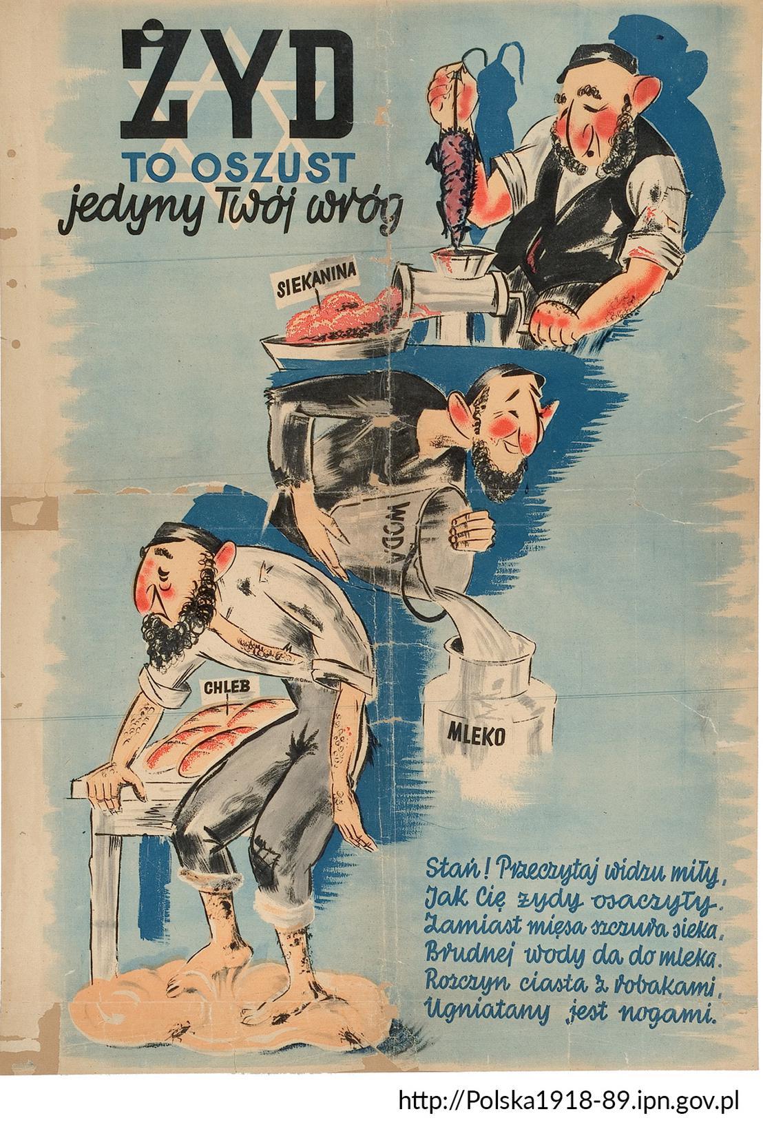 Ludobójstwo Niemieckie Na Polskich żydach
